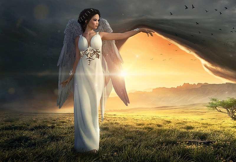 Angel-Card-Reading